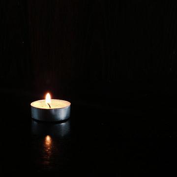paraffin base aluminum candles