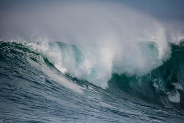 Big Ocean Wave, Pacific Grove