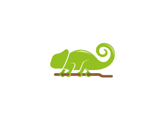 Creative Chameleon Logo