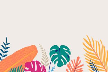 Tropical design space