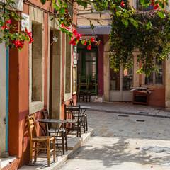 Ausflug in die Weinregion bei Heraklion, Kreta