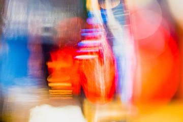 Arrière plan abstrait coloré