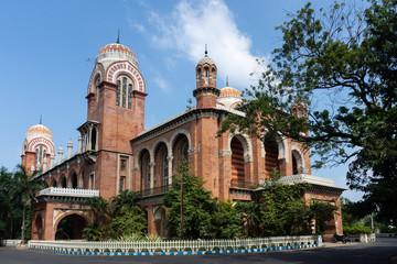 Université de Madras, Chennai, Inde