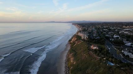 Beach Storm 20 Encinitas California ©2019 Stuart Edmondson