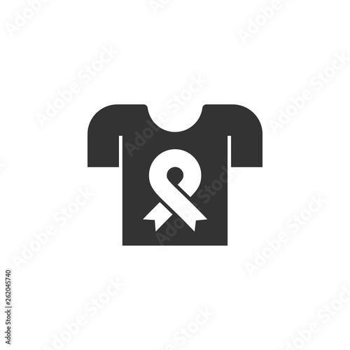 Charity, aids icon  Element charity icon  Premium quality