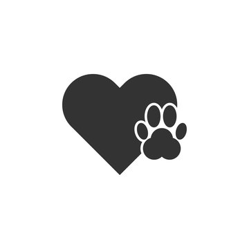 Charity, animal icon. Element charity icon. Premium quality graphic design icon. Signs and symbols collection icon for websites, web design, mobile app