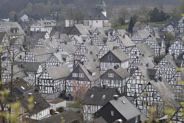 Old town Freudenberg