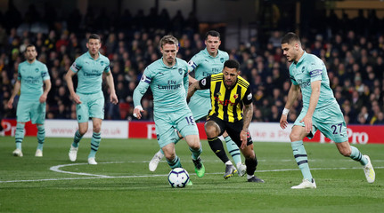 Premier League - Watford v Arsenal
