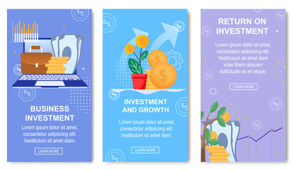 Business Investment and Growth for Social Media.