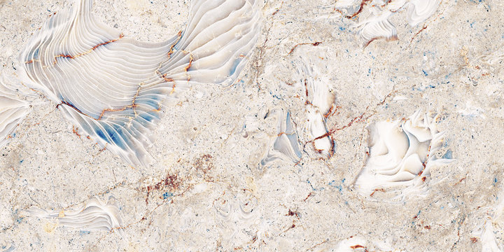 Natural Marble Stone Surface