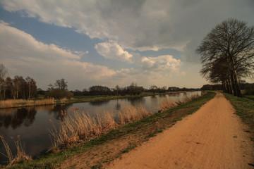 Elbe-Lübeck-Kanal bei Büchen