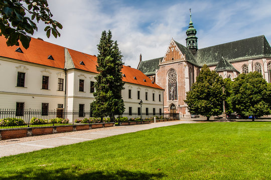 St. Thomas Augustinian Abbey, Brno