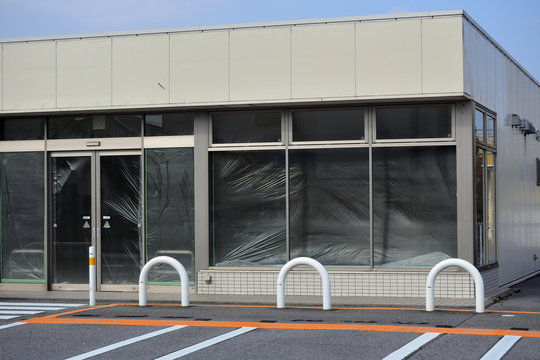 A vacant store