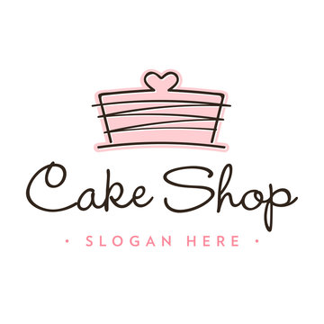 Bakery Logo Icon Template