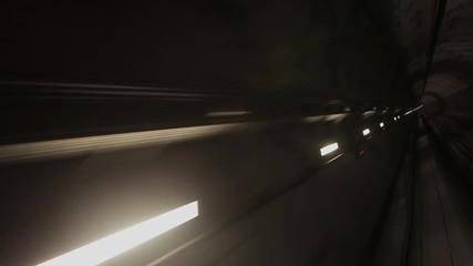 Fotomurales - metro way
