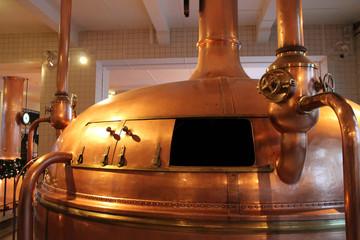 brewery boilers, factory beer