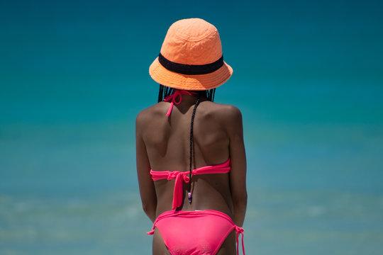 Nudism beach teen A Peek