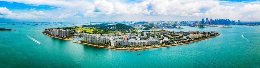 Sentosa Island Singapore - Playfulness Fototapete
