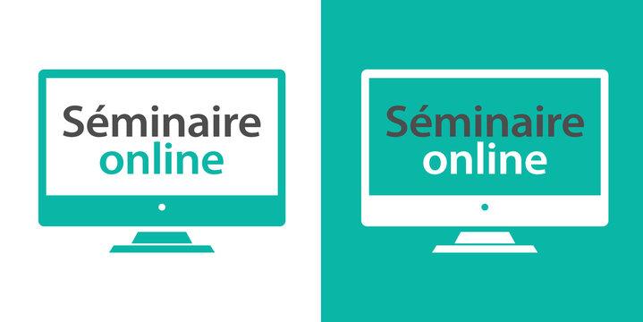Séminaire online
