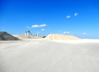 Sand no beach
