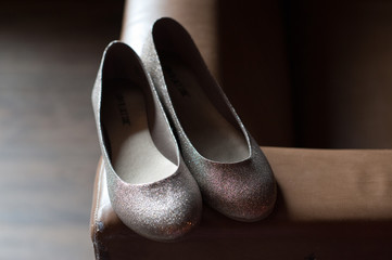 Pair of women's shoes