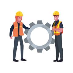 construction worker gear