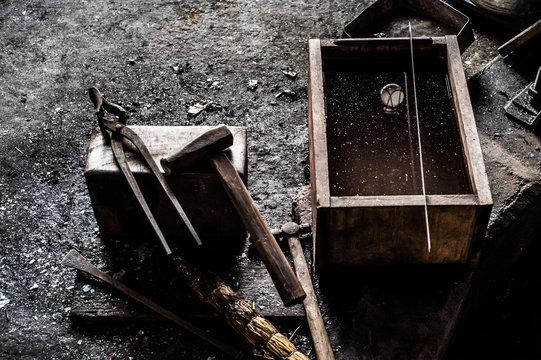japanese blacksmith's Tool