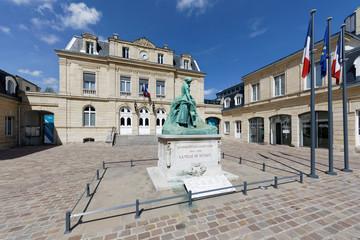 Sceaux City Hall - Ile de France - Paris Region - France