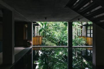 Minimalist Modern Architecture in the Tropics