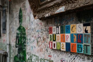 Printed kitchen splashbacks Budapest Budapest