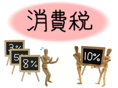 消費税のイメージ