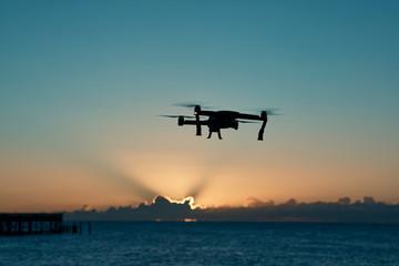 Sunrise/Sunset Drone