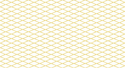 Vector Illustration of the seamless pattern of golden lines abstract background. EPS10.