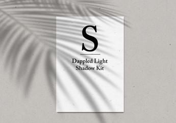 Dappled Light Shadow Kit