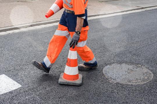entretien et signalisation des routes