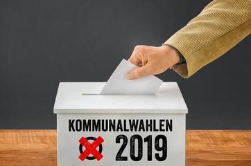 Kommunalwahlen 2019