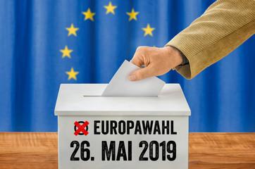 Europawahl 26. Mai 2019