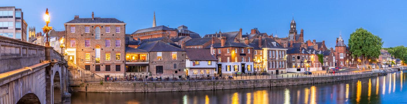 York cityscape panorama