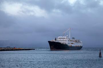 Coastal liner