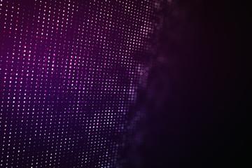 Fotobehang - Digital purple background