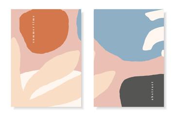 Modern Summer Poster Templates