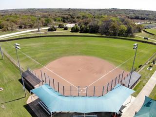 Baseball Field in Texas
