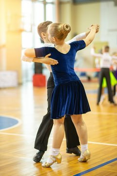 children's ballroom dancing competitions