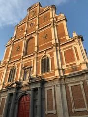 Saint Omer, la chiesa dei Gesuiti - Hauts-de-France, Francia