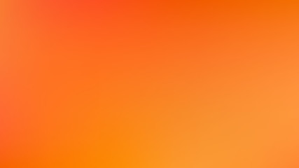 Orange PowerPoint Presentation Background Fototapete