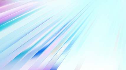 Wall Mural - Light Blue Diagonal Lines Background