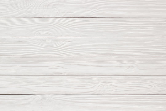 Painted wooden texture, white table or floor