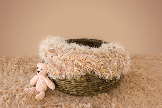 Backdrop for newborn photography