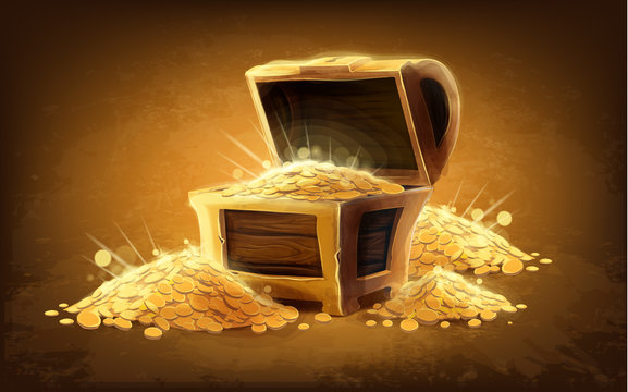 treasure gold