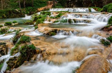 Orbaneja rapids